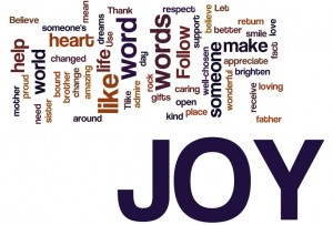 Let Your Words Inspire Joy